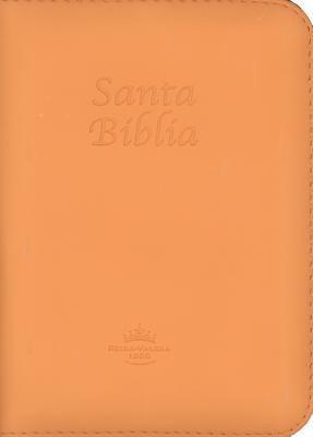 La Santa Biblia Reina-Valera 1960-Orange 9781598772739
