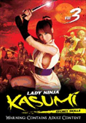 Lady Ninja Kasumi Volume 3 of 3