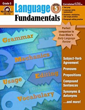 Language Fundamentals, Grade 5 9781596731653