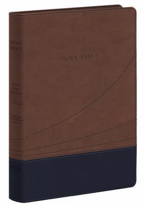 Large Print Thinline Reference Bible-KJV 9781598564600