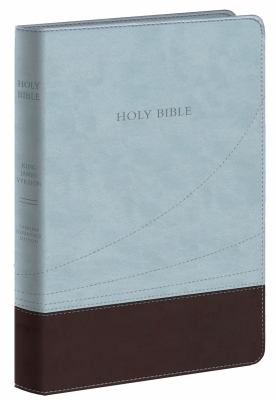 Large Print Thinline Reference Bible-KJV 9781598564617