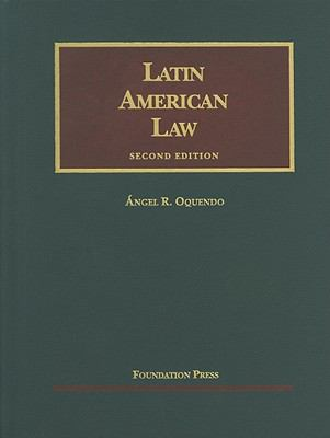 Latin American Law 9781599418650