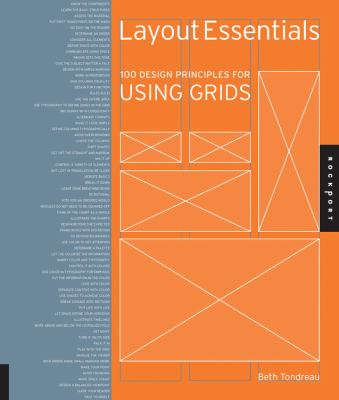 Layout Essentials: 100 Design Principles for Using Grids 9781592534722