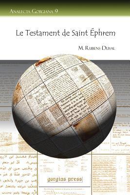 Le Testament de Saint Phrem 9781593334864