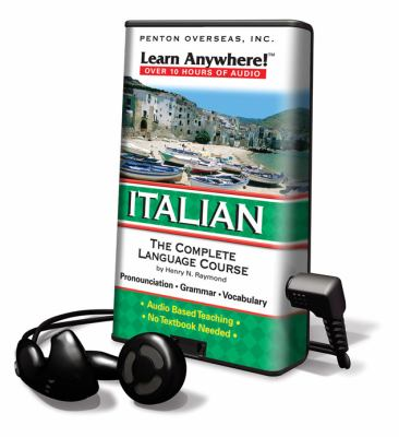Learn Anywhere! Italian 9781598951288