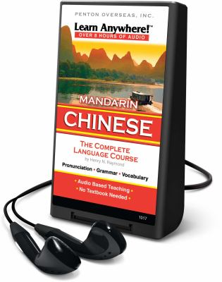 Learn Anywhere! Mandarin 9781598952988