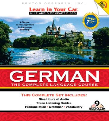 Learn in Your Car German: The Complete Language Course [With GuidebookWith Free CD Wallet]
