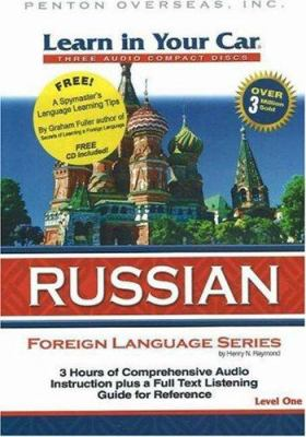 Learn in Your Car Russian, Level One [With Guidebook] 9781591257141