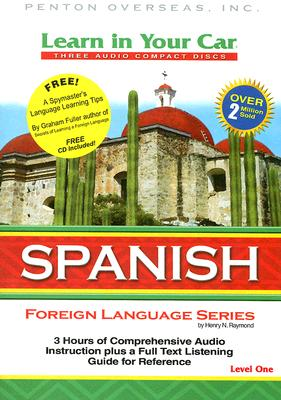 Learn in Your Car Spanish, Level One [With Guidebook] 9781591257301