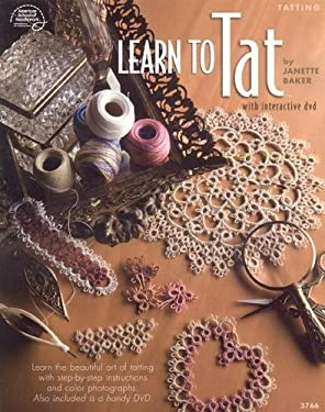 Learn to Tat [With Interactive DVD] 9781590122235