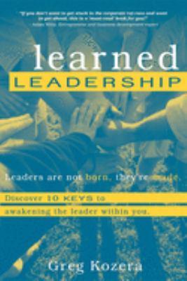 Learned Leadership 9781599320212