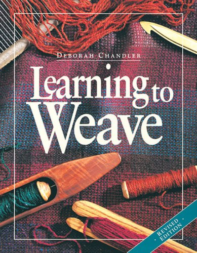 Learning to Weave 9781596681392