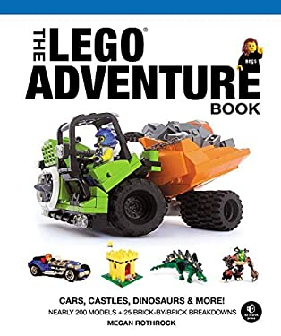 The Lego Adventure Book, Vol. 1: Cars, Castles, Dinosaurs, and More!