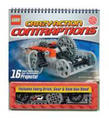 Lego Crazy Action Contraptions [With Legos] 9781591747697