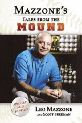 Leo Mazzone's Tales from the Mound 9781596700383