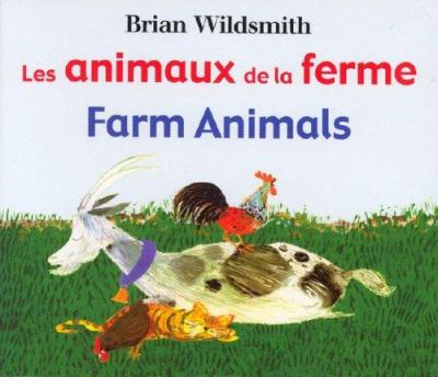 Les Animaux de la Ferme/Farm Animals 9781595720320