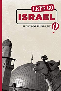Let's Go Israel: The Student Travel Guide 9781598802986