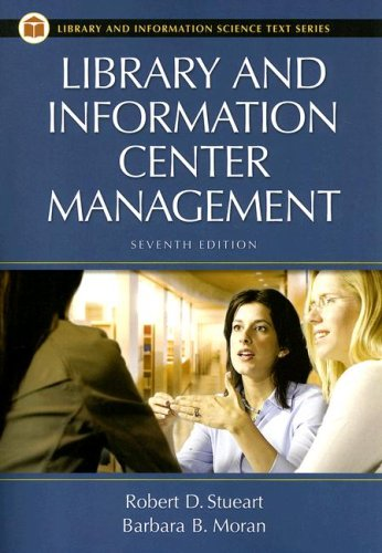 Library and Information Center Management 9781591584063
