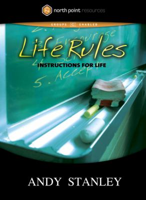 Life Rules: Instructions for Life 9781590524947