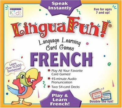Linguafun! French [With Card Games] 9781591253570