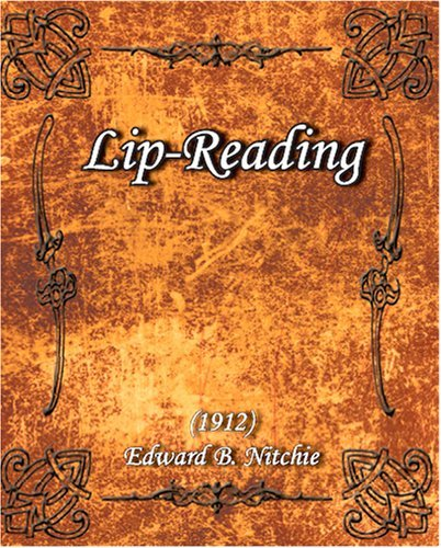 Lip-Reading (1912) 9781594620461