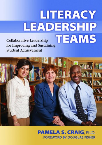 Literacy Leadership Teams: Collaborative Leadership for Improving and Sustaining Student Achievement 9781596671256