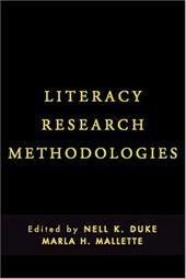 Literacy Research Methodologies 7289956