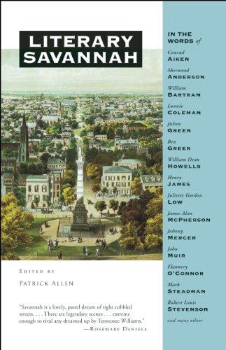Literary Savannah 9781595340764