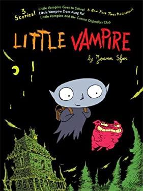 Little Vampire 9781596432338