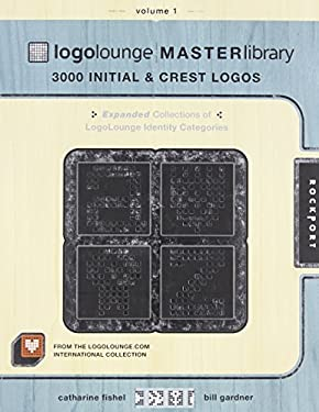 Logolounge Master Library, Volume 1: 3000 Initial & Crest Logos 9781592535675