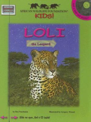 Loli the Leopard [With Tear-Out PosterWith Read Along CD] 9781592495122