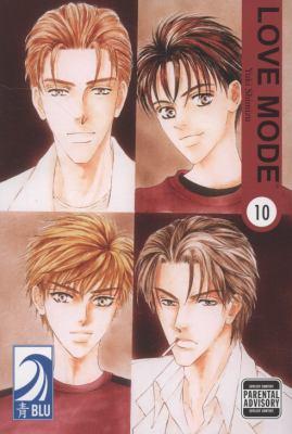 Love Mode, Volume 10 9781598160192