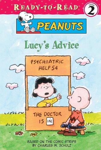 Lucy's Advice 9781599618050