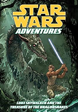 Luke Skywalker and the Treasure of the Dragonsnakes 9781595823472