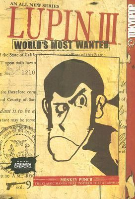 Lupin III, Volume 9: World's Most Wanted 9781595320780