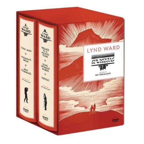 Lynd Ward: Six Novels in Woodcuts 9781598530827