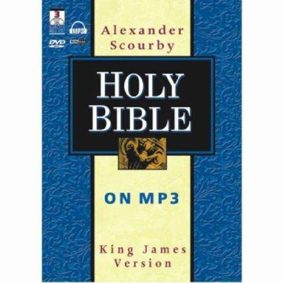 MP3 Bible-KJV 9781598560749