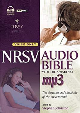 MP3 Bible-NRSV 9781598569537