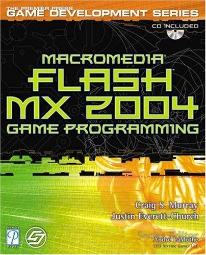 Macromedia Flash MX Game Programming [With CDROM] 9781592000364