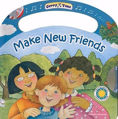Make New Friends [With CD] 9781590696514