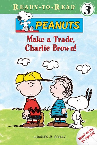 Make a Trade, Charlie Brown! 9781599618067