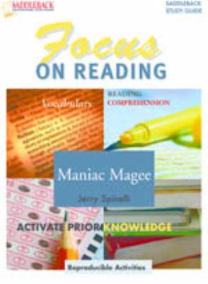 Maniac Magee (Enhanced eBook) 9781599055138