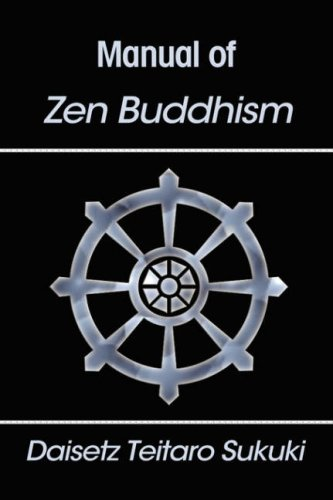 Manual of Zen Buddhism 9781599868288