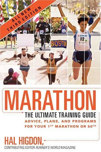 Marathon: The Ultimate Training Guide 9781594861994