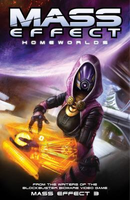Mass Effect Volume 4: Homeworlds 9781595829559