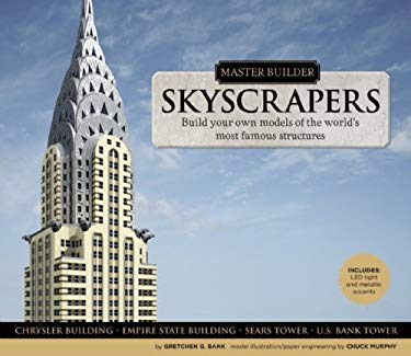 Master Builders: Skyscrapers [With Led Light and Metallic AccentsWith Punch Outs] 9781592238347