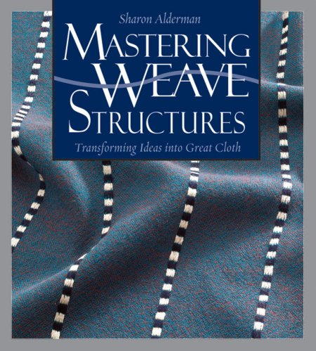 Mastering Weave Structures 9781596681378