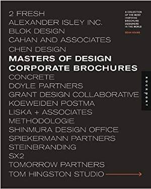 Masters of Design: Corporate Brochures: A Collection of the Most Inspiring Corporate Communications Designers in the World 9781592535460