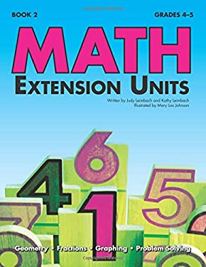 Math Extension Units Book 2 9781593631000