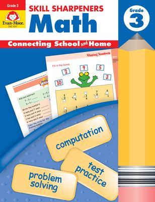 Math, Grade 3 9781596730557